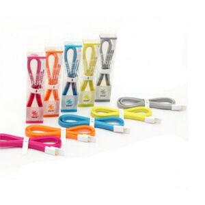 Cable Pisen ip5 màu được thiết kế và chế tạo bền bỉ, bảo hành chính hãng 12 tháng