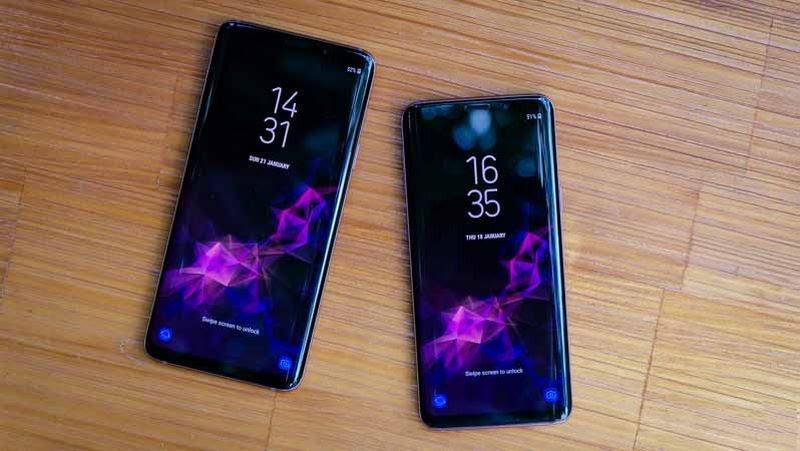 Samsung galaxy s9 cũ
