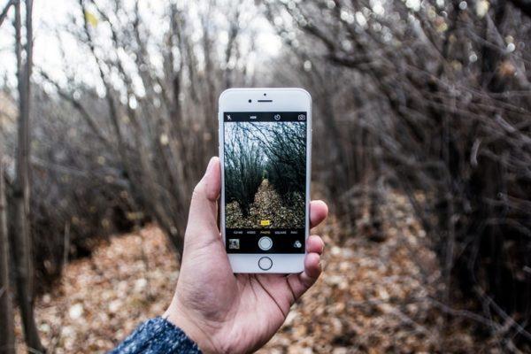 Camera cho hình ảnh ấn tượng của Iphone 6s 64gb