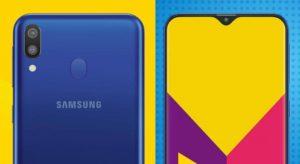 Galaxy M với màn hình giọt nước tại Galaxydidong đã sẵn hàng