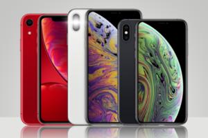 iPhone Xs Max có doanh số cao nhất tiếp đến là iPhone XR và sau đó XR