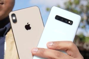 Galaxy S10+ và iPhone Xs Max so sánh về tính năng camera