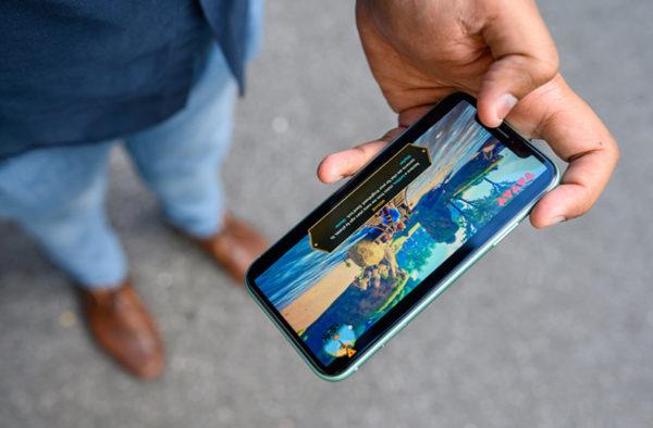 Hiệu năng sử dụng iPhone 11 pro max 256g mạnh mẽ, ấn tượng