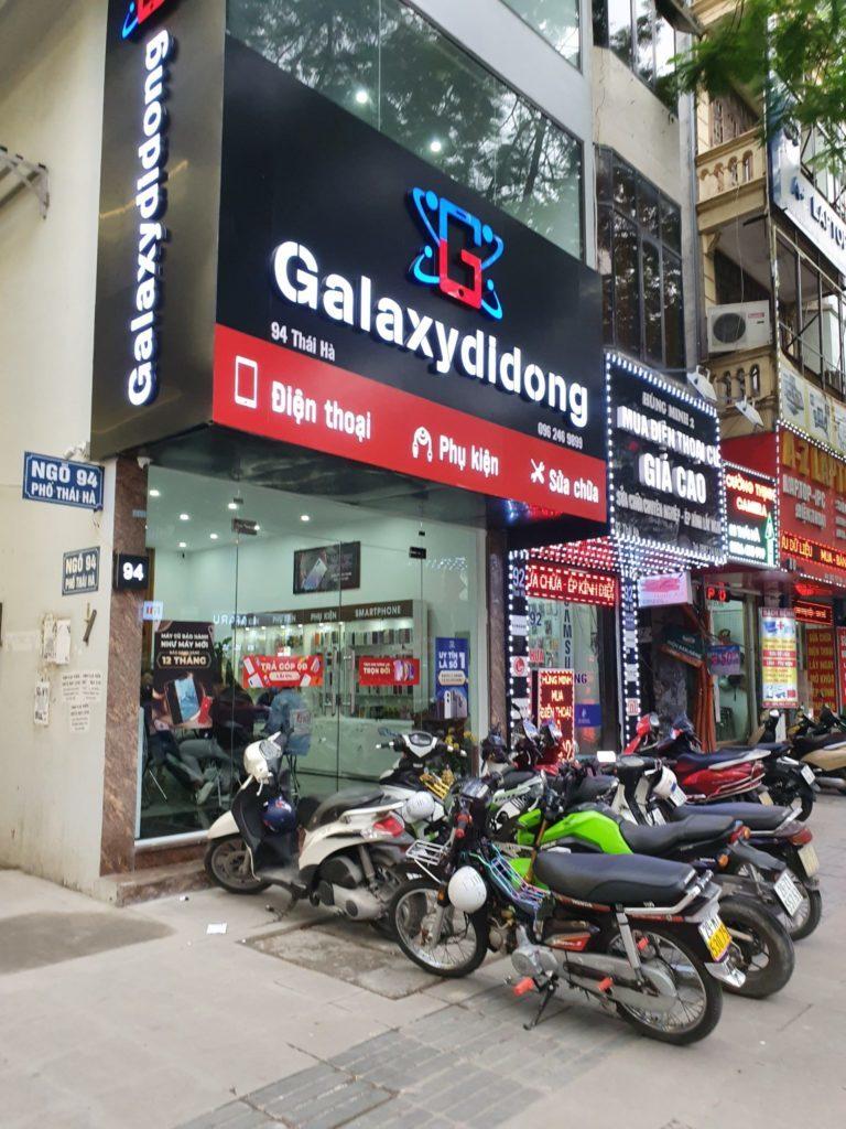 Những lý do bạn nên chọn mua điện thoại tốt giá rẻ tại GALAXYDIDONG
