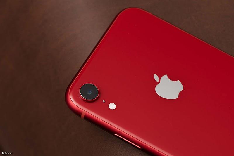 Iphone XR quốc tế có Camera đơn với độ phân giải 12MP