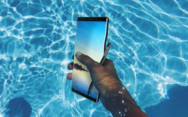 Samsung Galaxy Note 8 - Dòng điện thoại chống nước 2 sim