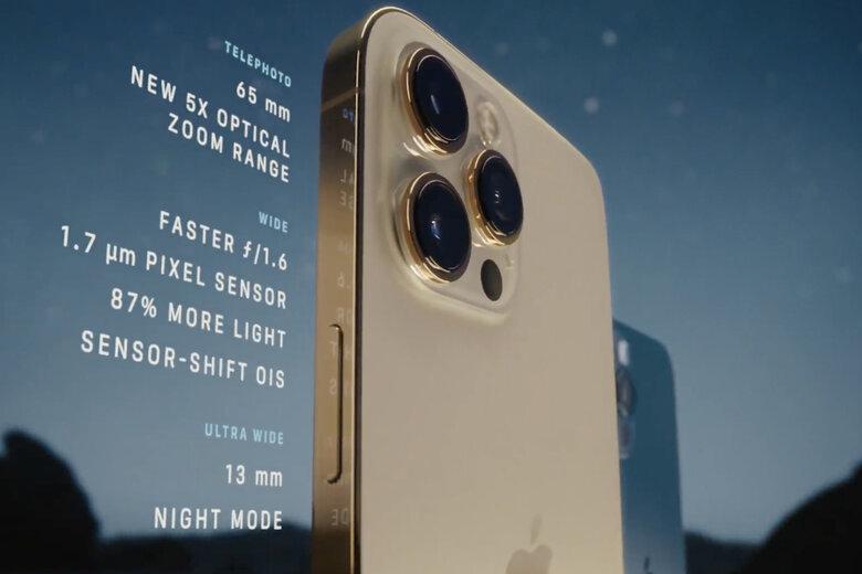 Điện thoại chụp ảnh đẹp nhất - iPhone 12 Pro Max