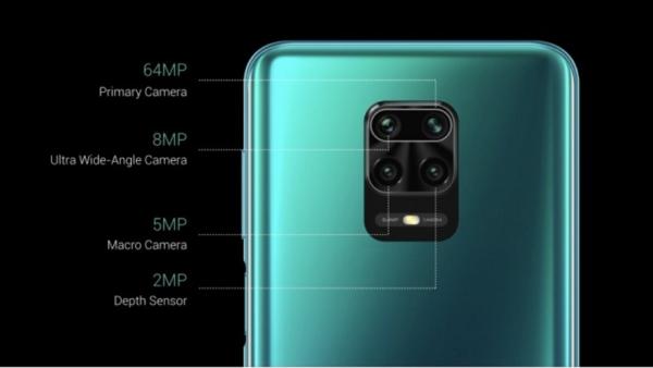 Điện thoại chụp ảnh đẹp giá rẻ 2021 - Xiaomi Redmi Note 9 Pro