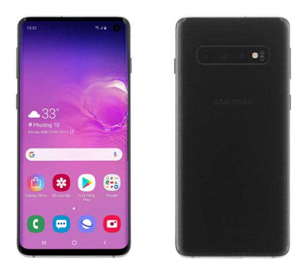 Samsung S10 Plus - Điện thoại chống nước pin khủng giá rẻ