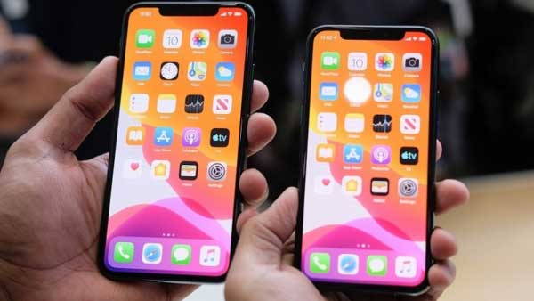 So sánh màn hình iphone 11 pro và 11 pro max