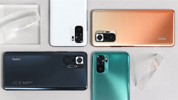 Điện thoại pin trâu giá rẻ 2021 - Redmi Note 10