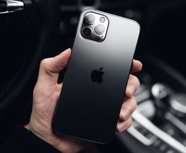iPhone 12 Pro Max màu xám