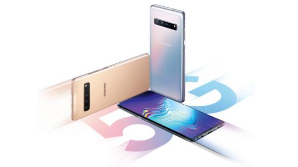 Samsung S10 5G Hàn - Những điện thoại pin khủng mới nhất