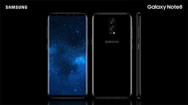 So sánh các dòng Samsung 8, 8s và samsung note 8 plus