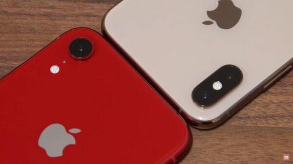 So sánh camera iPhone XR và XS Max