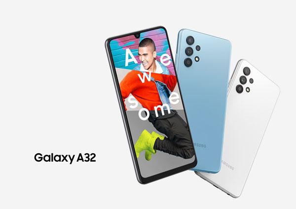 Galaxy A32 là điện thoại samsung tầm 5 triệu