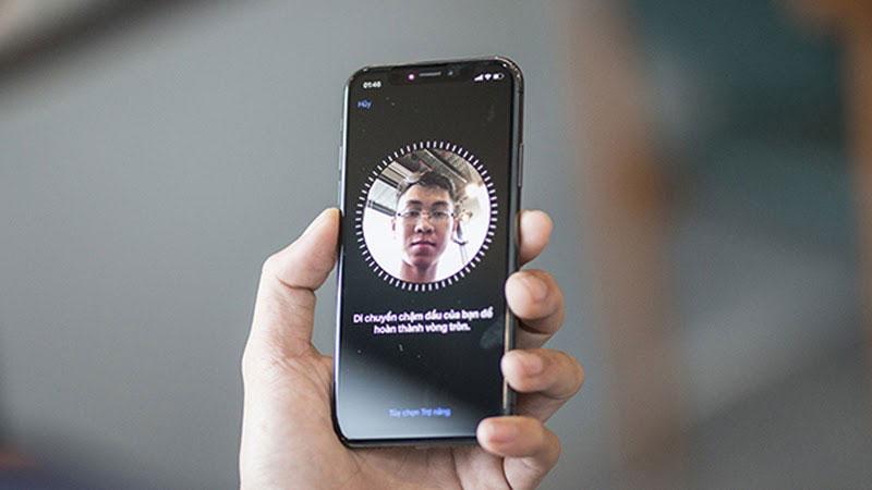 Nên mua trả góp iPhone X vì tính bảo mật cao